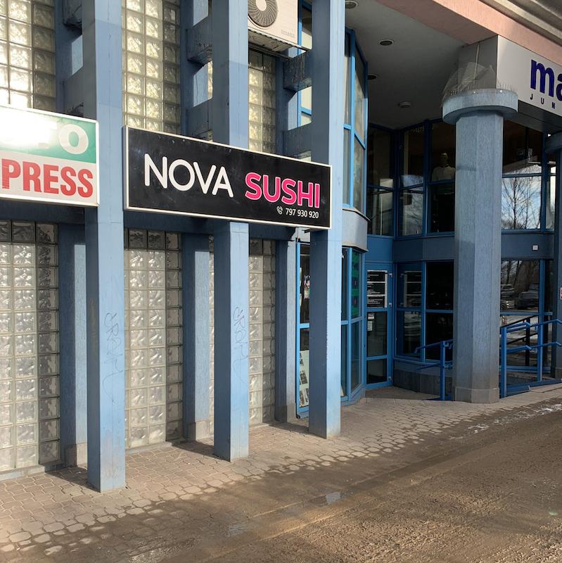 Novasushi Białystok