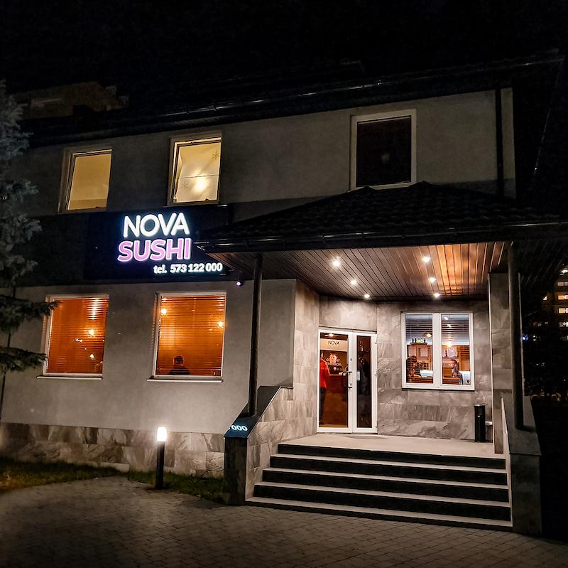 Novasushi Łódź