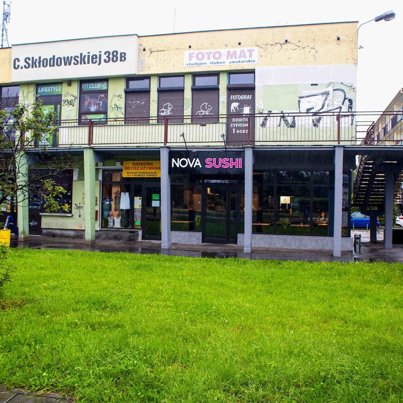 Novasushi Bydgoszcz Curie