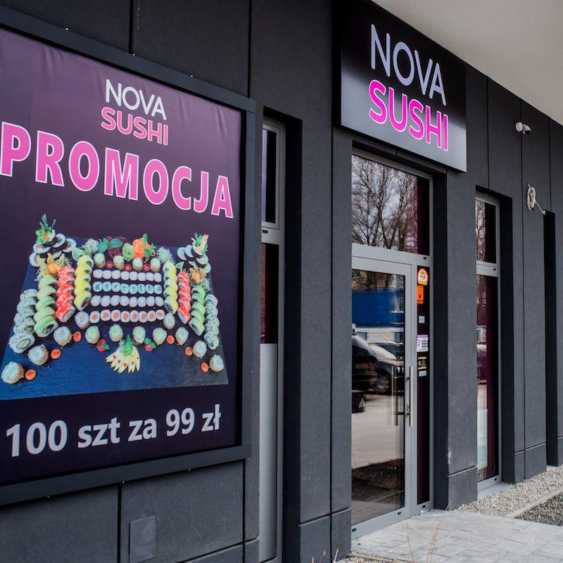 Novasushi Kraków Dywizjonu