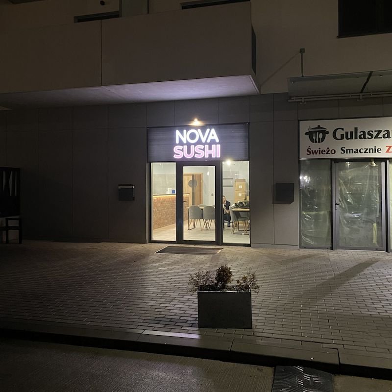 Novasushi Rzeszów