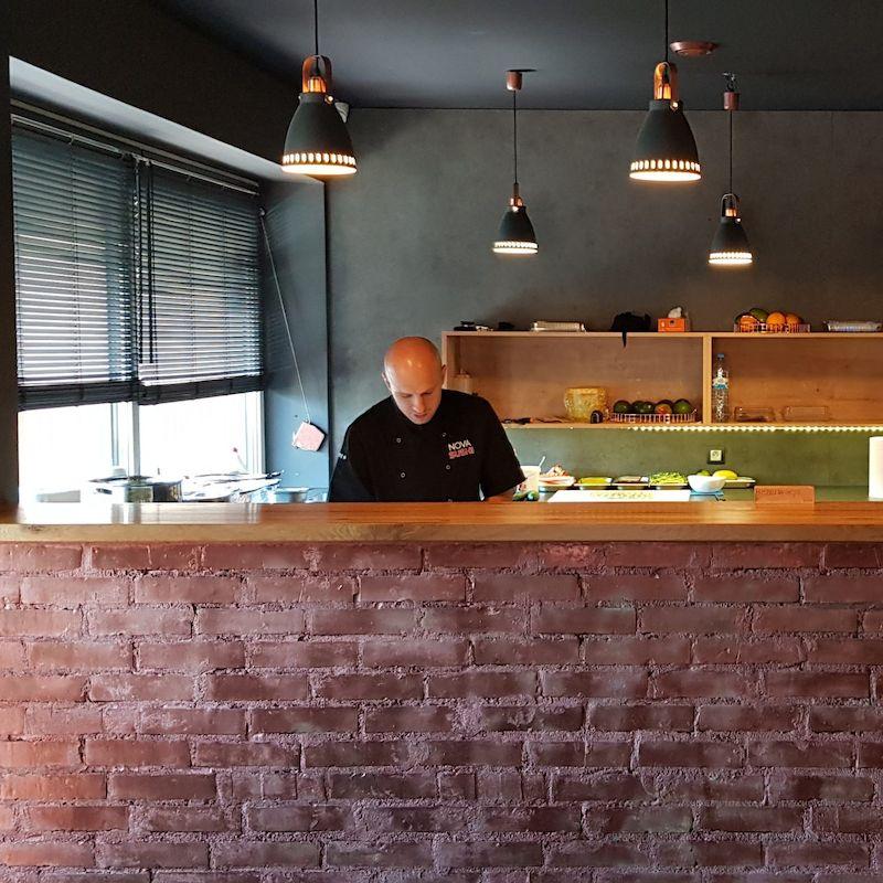 Novasushi Chef